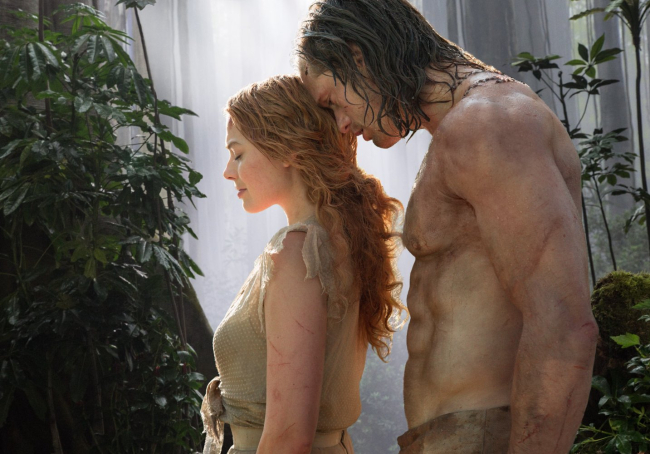 Watch The Legend of Tarzan full movie online